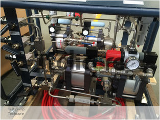 Dst Drill Stem Test Pump System High Pressure Test Power Station Two Stage